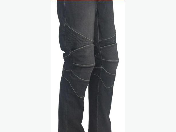 NEW Motorcycle Protective Jeans with hip and knee pads