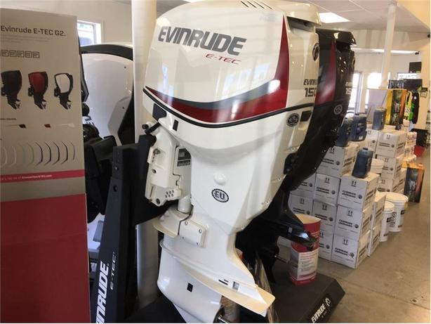 2017 Evinrude 150 hp ETEC -