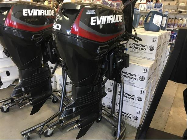 2017 Evinrude 60 hp ETEC -