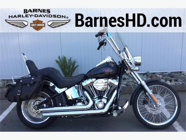 2008 Harley-Davidson® FXSTC