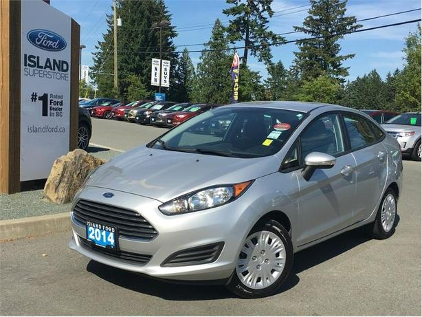 2014 Ford Fiesta SE, Heated Seats, Accident Free