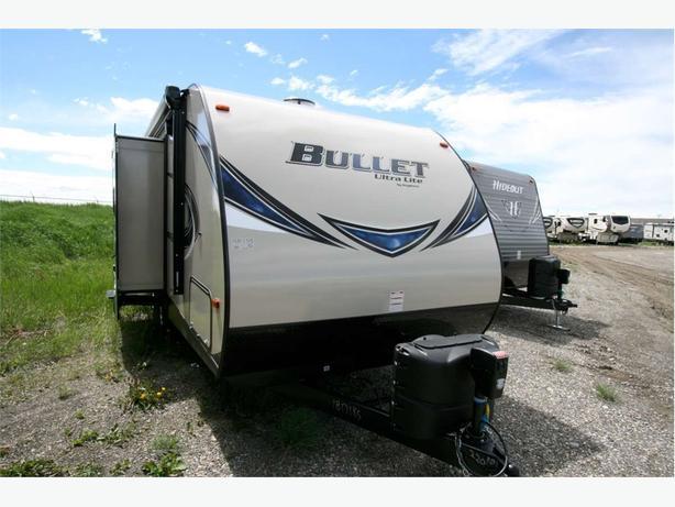 2018 KEYSTONE RV BULLET TT 220RBI