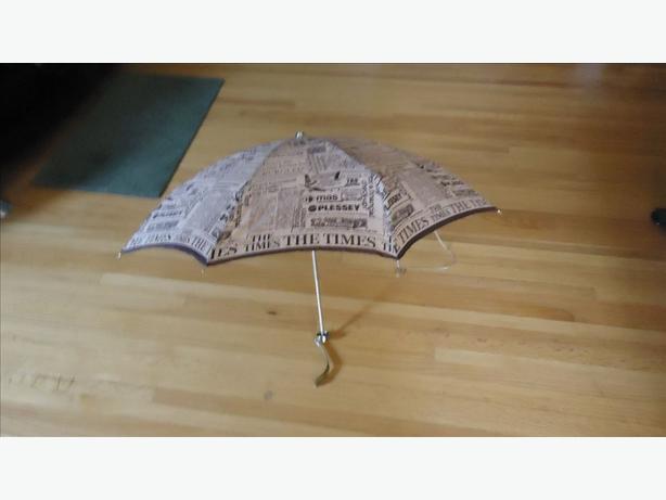 Umbrellas:  2