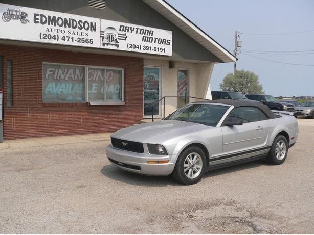 2006 Mustang Convertible