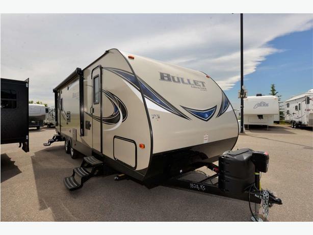 2018 KEYSTONE RV BULLET TT 269RLS