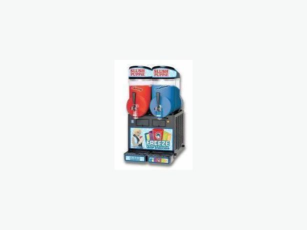 NEW UGOLINI SLUSHIE MACHINES - 2 OR 3 TANK