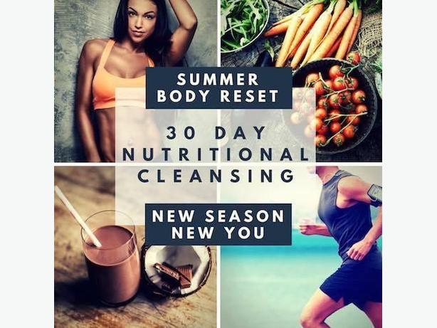30 Day Summer Body Reset!