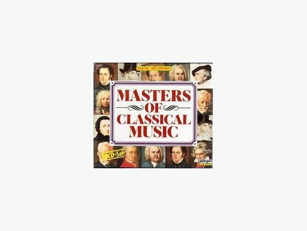 VARIOUS CLASSICAL MUSIC CD'S