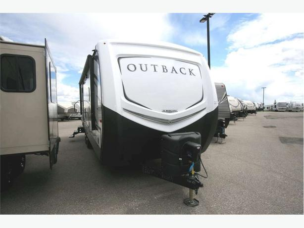 2018 KEYSTONE RV OUTBACK TT 266RB