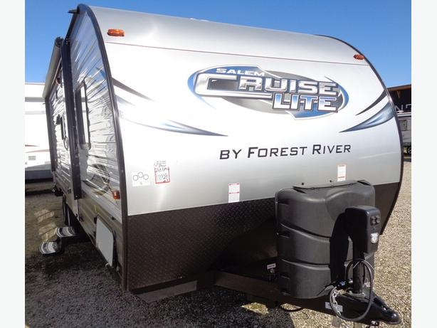 2017 Salem Cruiselite 263BHXL Family Bunk Model
