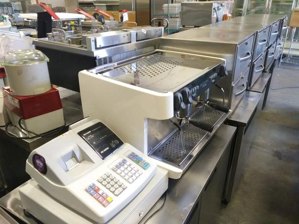 Espresso & Commercial Kitchen Equipment