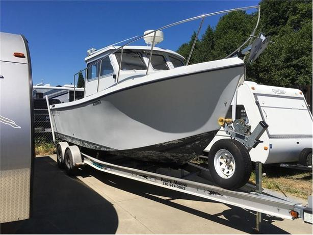 2002 Osprey Boat Co Inc Expedition -