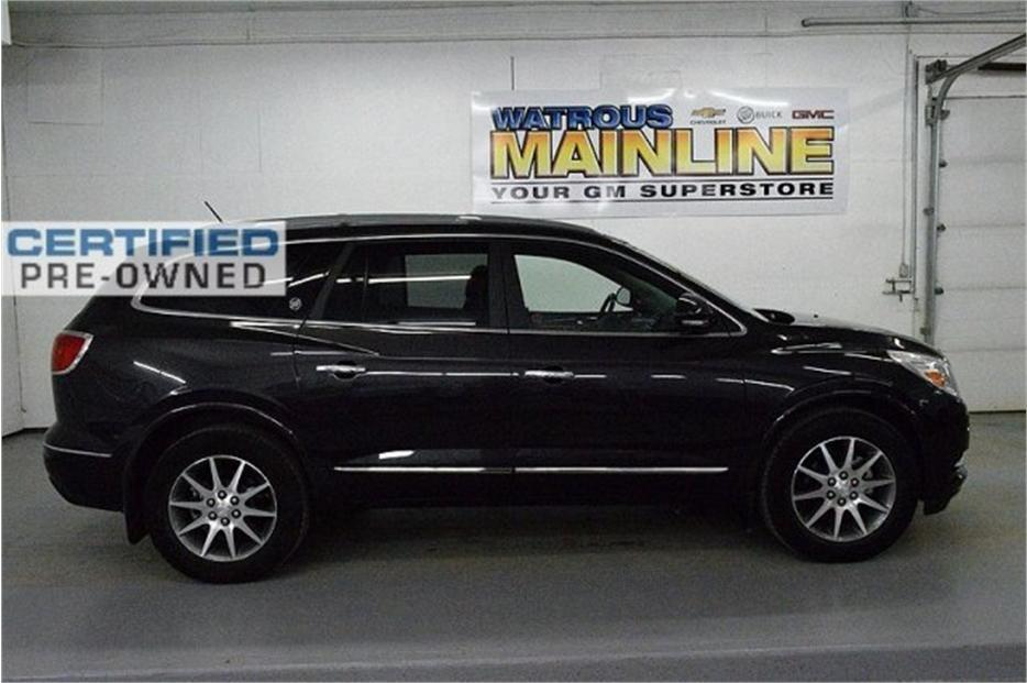Moncton Buick Enclave >> 2015 Buick Enclave Leather Other South Saskatchewan Location, Regina