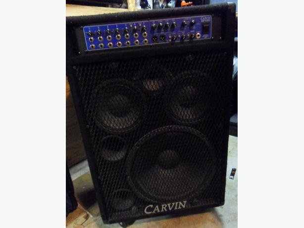 Carvin KB1015 1000 watt Combo Keyboard Amp