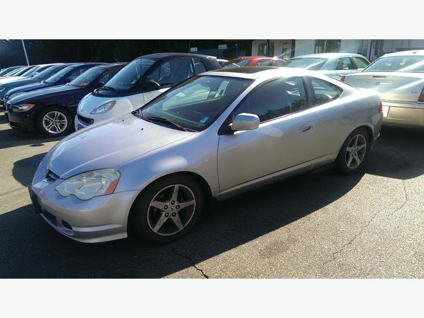 Acura RSX Premium Pkg Leatherheated Seatssunroof West Shore - Acura rsx sunroof