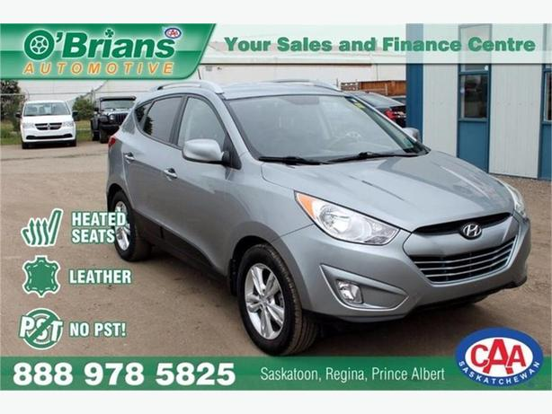 2011 Hyundai Tucson Limited w/Leather