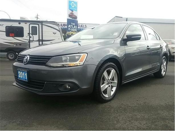 2011 Volkswagen Jetta 2.0 TDI Comfortline JUST ARRIVED !