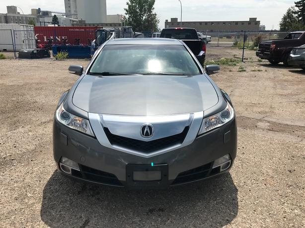 2009 ACURA TL SH-AWD NAVI LEATHER SUNROOF