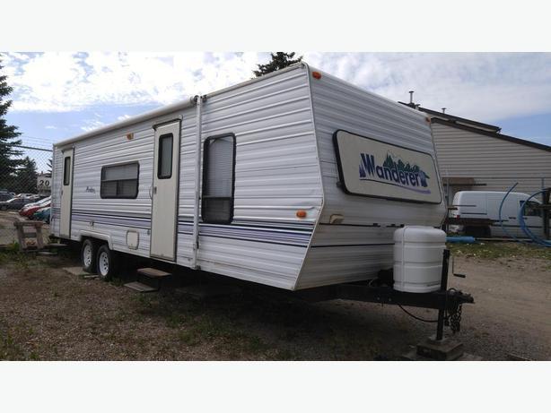1998 27ft travel trailer