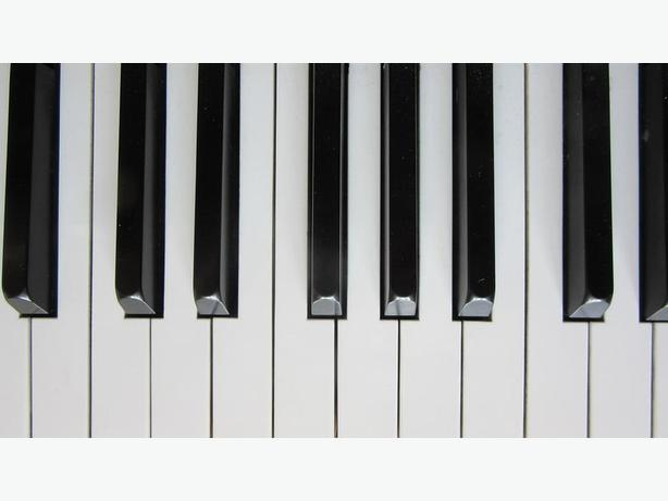 Piano Lessons: Beginner to Advanced