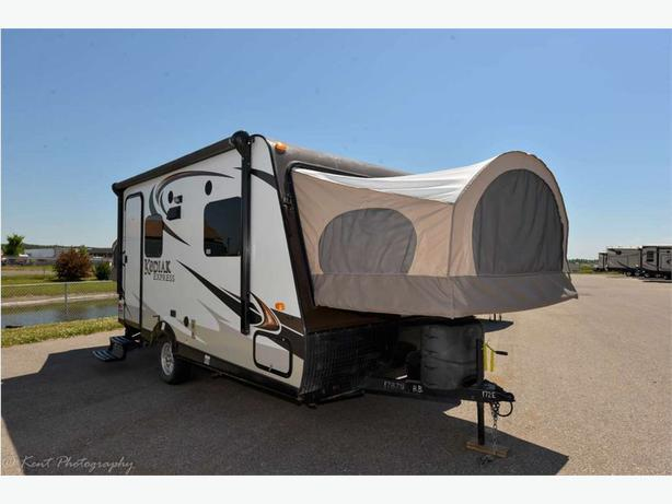 2013 DUTCHMEN KODIAK EXPRESS 172E