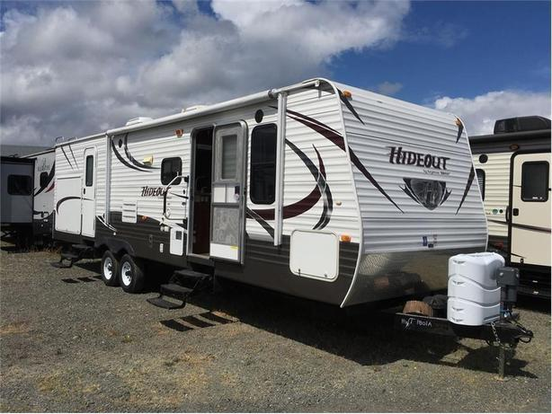 2012 Heartland Keystone Hideout -