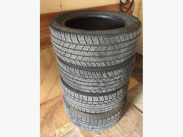 Good Condition Set of 4 Tires Hercules Ultra - 205/50/16