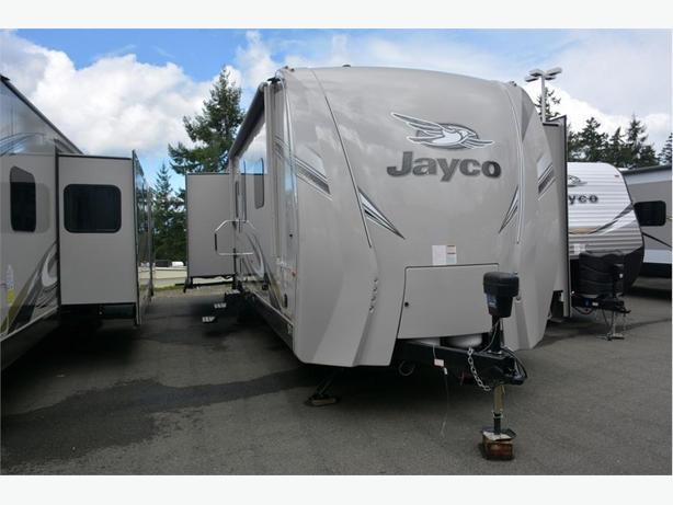 2017 Jayco Eagle 320RLTS