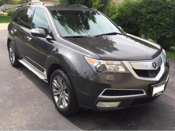 2010 Acura MDX Elite. fresh safety