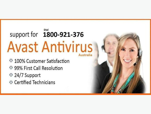 Avast Technical Support Number Australia 1800-921-376