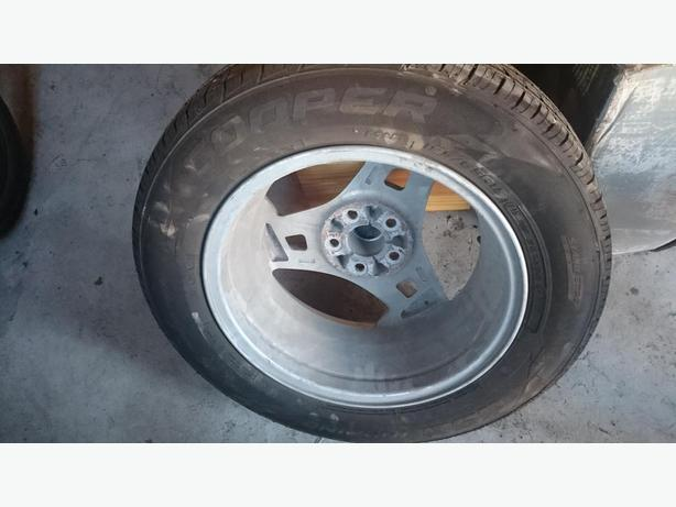 New Cooper Tire C53 Touring Mts  195/65 R15