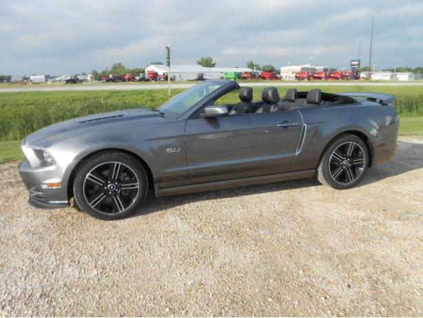 2014 Ford Mustang GT Convertible C2799