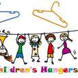Children's Clothes Hangers ~ 30 qty.
