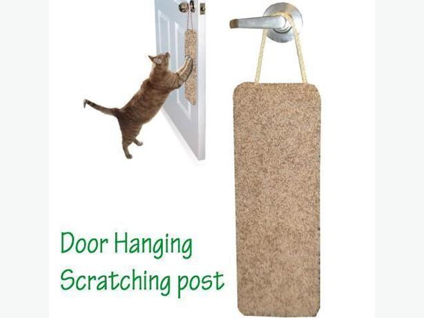 Door Hanging Scratch Pad