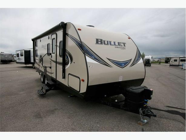 2018 KEYSTONE RV BULLET TT 243BHS