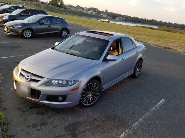 2006 Mazda Mazdaspeed 6 AWD Turbo *Rare*