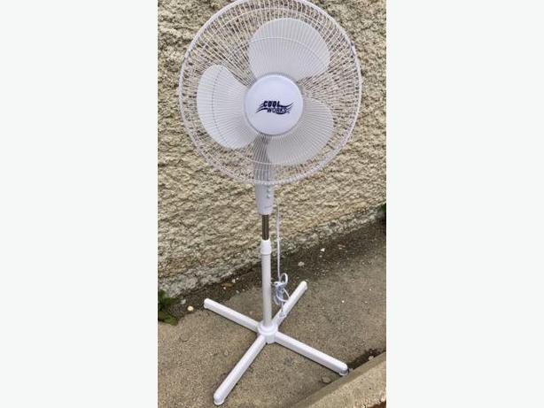 "New 16"" Electric Fan"