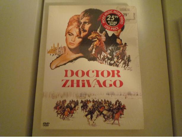Sealed / Unopened 2-Disc Edition of Doctor Zhivago