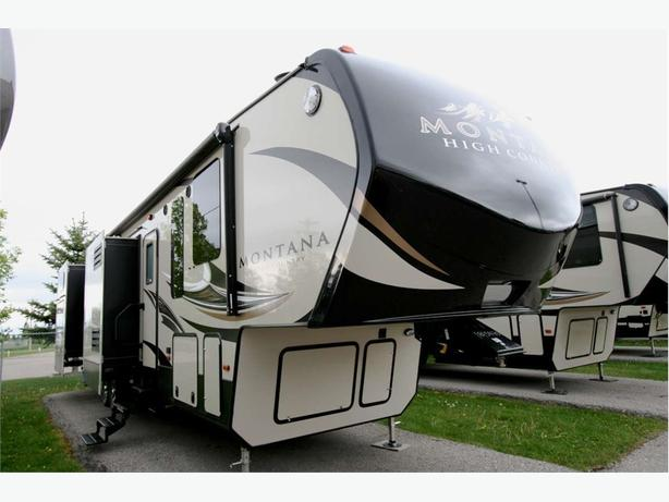 2018 KEYSTONE RV MONTANA HIGH COUNTRY 362RD