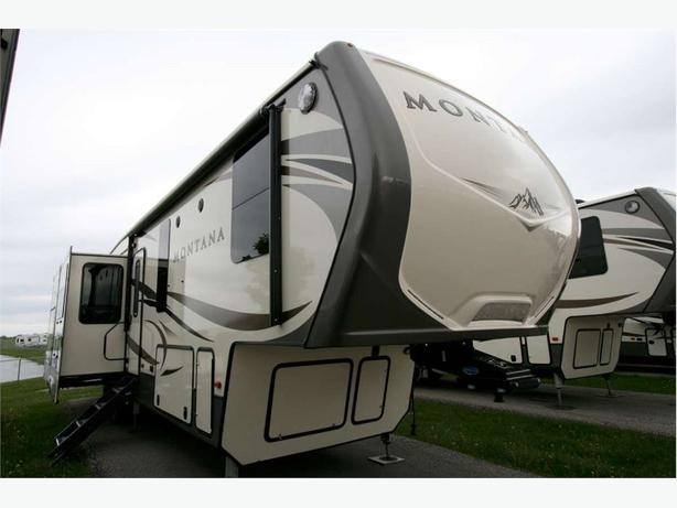 2018 KEYSTONE RV Montana 3660RL