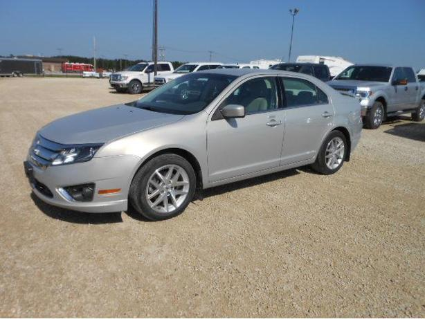 2010 Ford Fusion SEL 7X304A