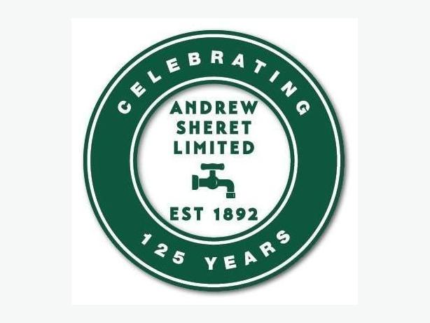 ANDREW SHERET LIMITED - Warehouse Shipper/Receiver