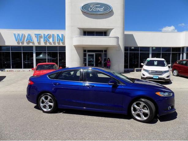 2013 Ford Fusion SE EcoBoost - 7FN30A