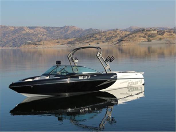 2017 Sanger Boats 237 XTZ