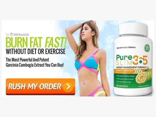 Where to Buy Pure Slim 365 Weight Loss Supplement and Price
