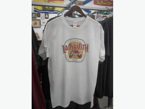 Ladysmith Lager T-Shirts