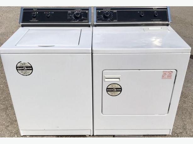 Whirlpool Laundry Set