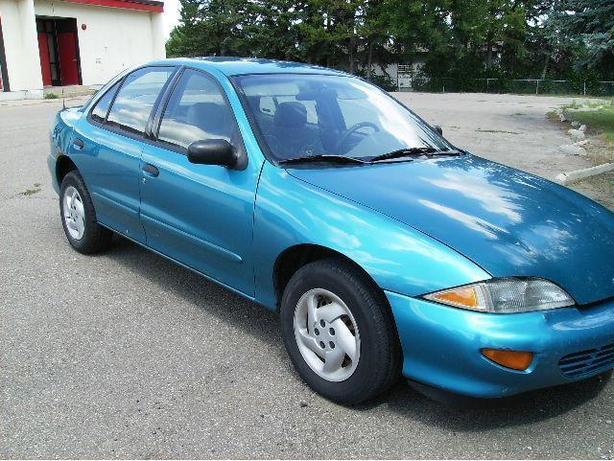 1998 Chevy cavalier sedan