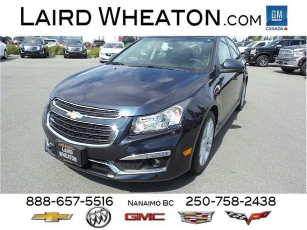 2016 Chevrolet Cruze Limited LT w/ Navigation