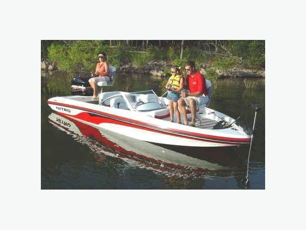WANTED: fishing boat 2003 or newer